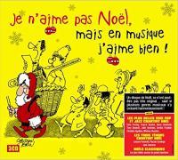 Je n'aime pas Noël, mais en musique j'aime bien ! - image/jpeg