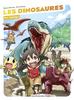 Les dinosaures en manga - image/jpeg